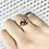 Thumbnail: Rose Stone Chunky Ring