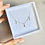 Thumbnail: Triple Starry Necklace