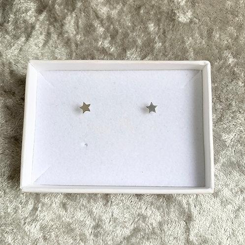 Mini Star Studs