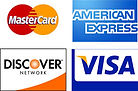 LS Tire n Sinking Spring PA accepts most major credit cards