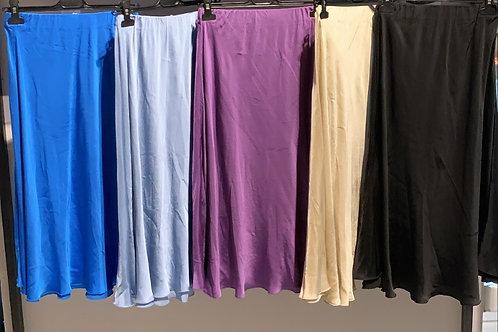 Satijn rok