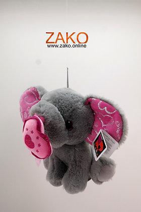 Elefant mit Herz -klein