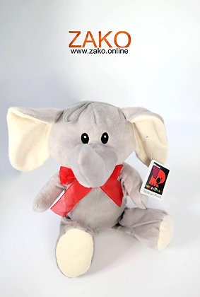 Elefant mit Schleife