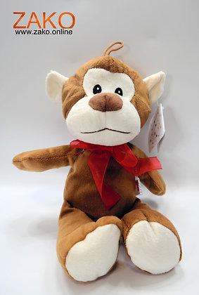 Affe mit Schleife