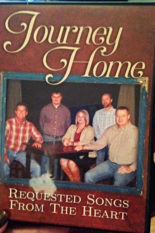 Journey Home DVD