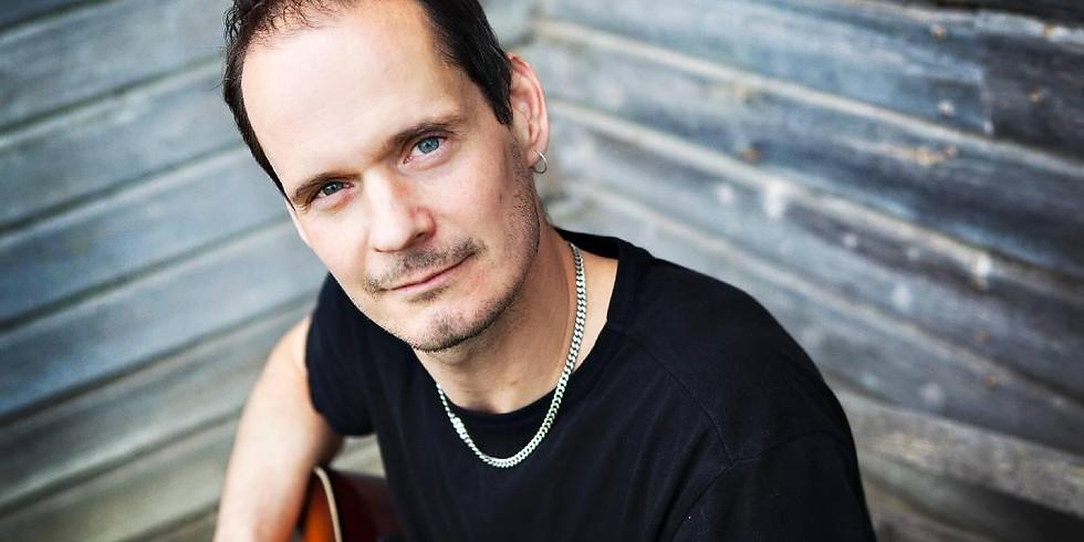 INSTÄLLT - Musikkväll med Christer Halvarsson