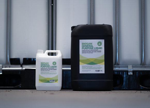 COMBO 25 Litre & 5 Litre All Purpose Disinfectant, Sanitiser and Fogging Liquid