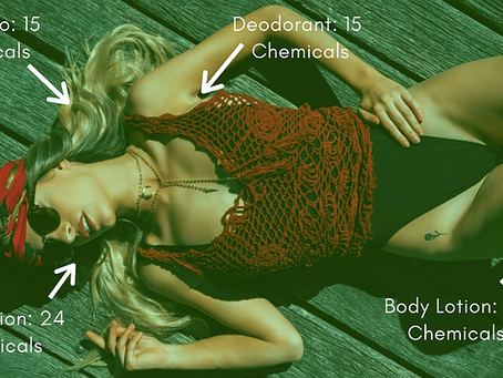 The Shocking Chemical Cost Of Beauty