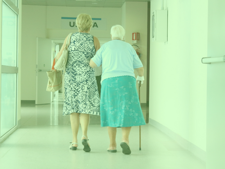 Why The Elderly Are Vulnerable To Viruses