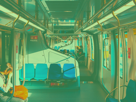 The Hidden Germs On Public Transport
