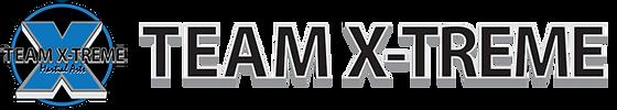 Dennis Emond's Team X-Treme MAA Logo