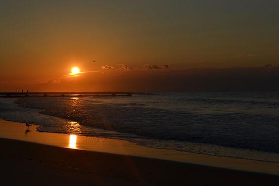 Photograph of Sunrise in OCNJ
