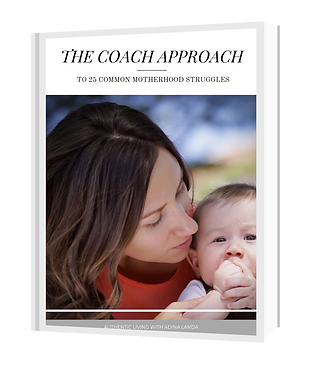 book cover of coach approach image.png