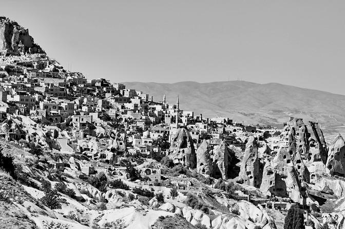 Capadocia Turkia