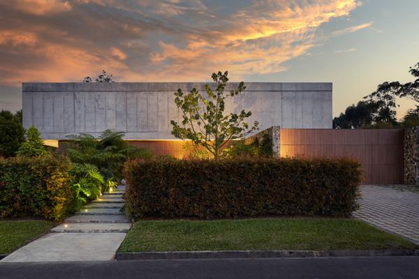 Casa La Reserva, Llano Grande, Antioquia, ERA Arquitectura & Bioclimaticatectos