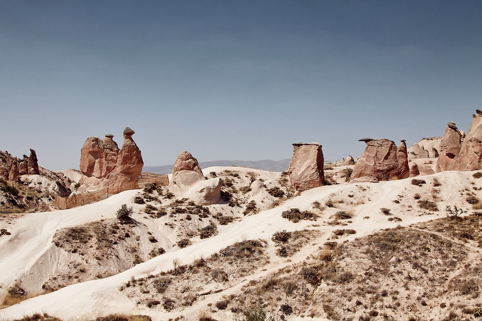 Landscape Capadocia