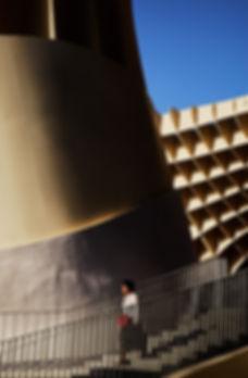Setas de Sevilla, Metropol Parasol Sevilla, Arquitectura moderna de sevilla, Proyectos de arquitectura en Sevilla España, Fotografias de arquitectura