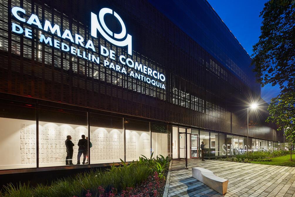 Camara de Comercio Medellin | Carlos Velez