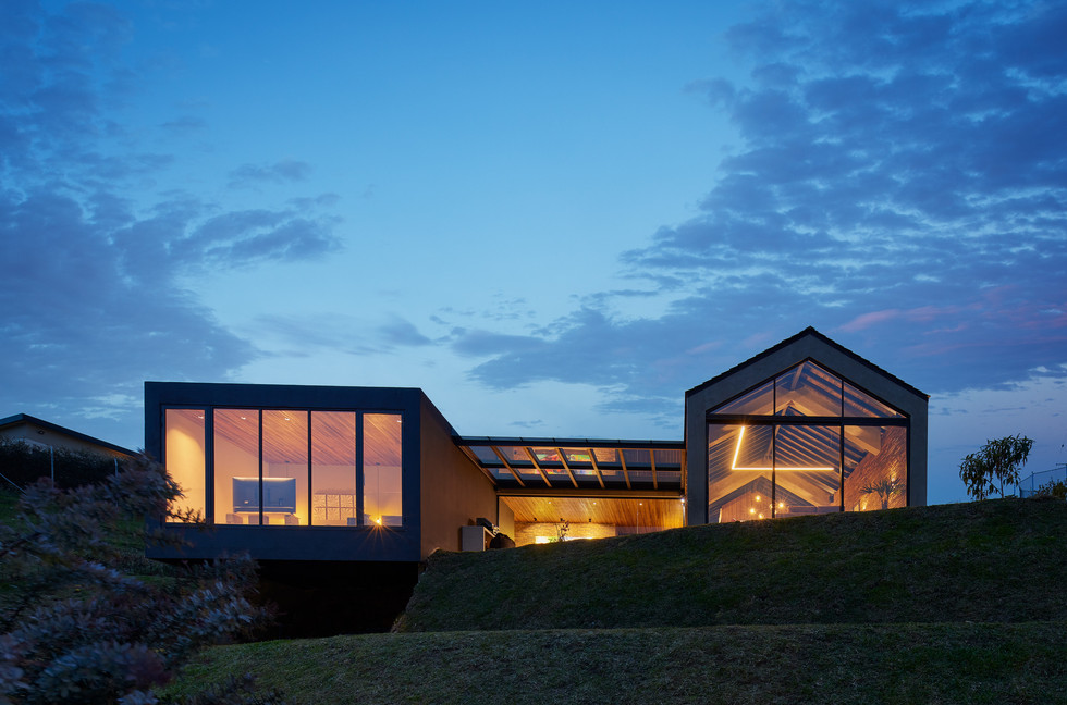 Casa AA, Llano Grande, Antioquia, ERA Arquitectura