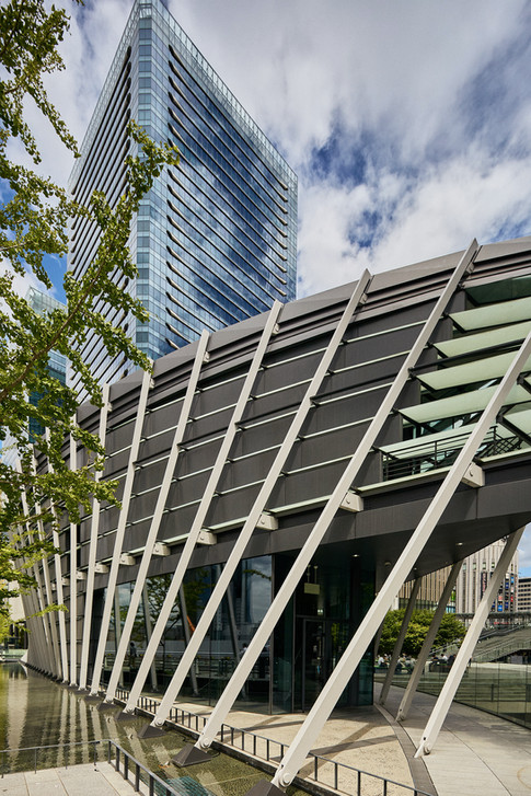 Osaka-architecture