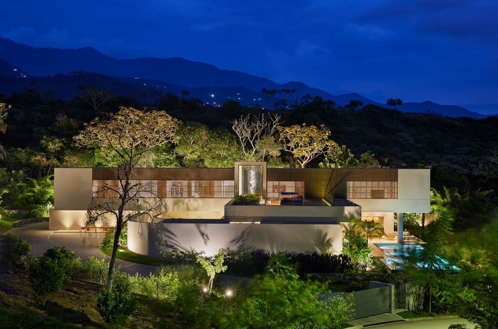 Casa Riverita, Cali, Colombia, Hilada Arquitectos