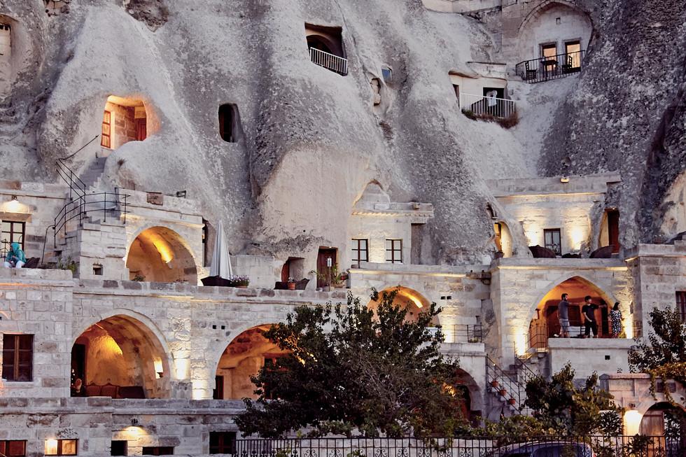 Hotels in Capadocia