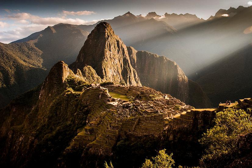Machu Picchu #01