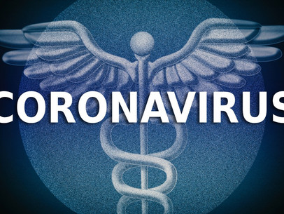 Corona Virus - UPDATE