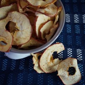 Cinnamon Apple Chips