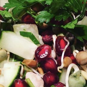 Energy Crunch Salad