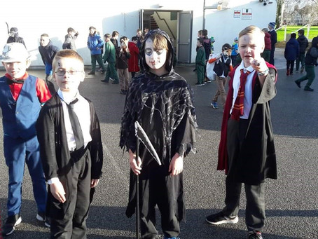 Word Book Day
