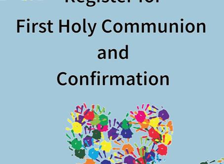 Sacramental Registration
