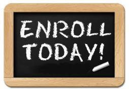 Now Enrolling for September 2021