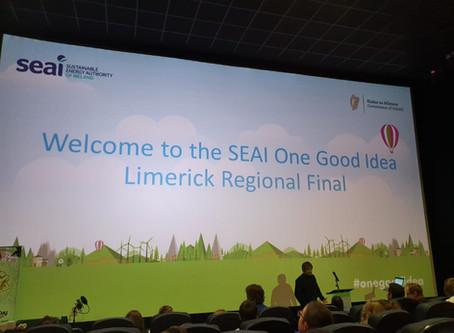 SEAI's One Good Idea