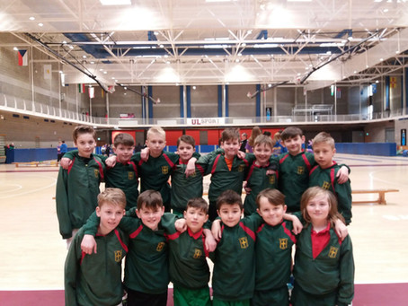 Sportshall Athletics Blitz