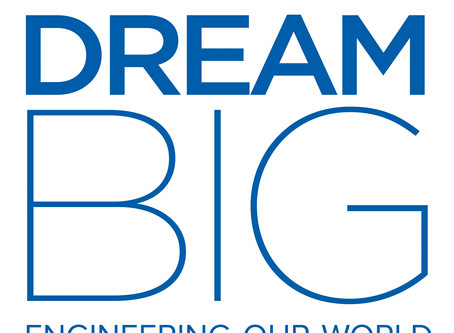 5th and 6th classes began Engineers Week by watching the truly inspirational movie Dream Big: Engine