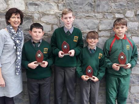 Limerick City Library Quiz winners!