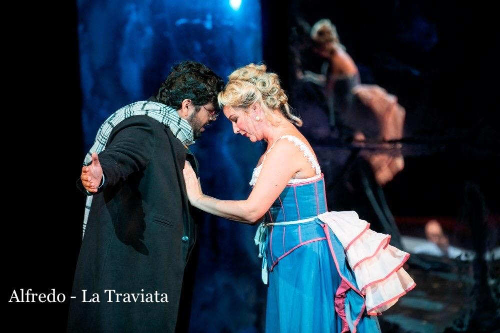 Alfredo - La traviata