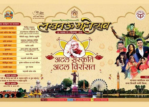 Cheers for Lucknow Mahotsav, 1 day to go
