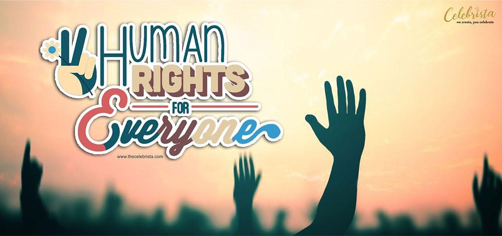 Human Rights Day - 10th Dec (Celebrista)