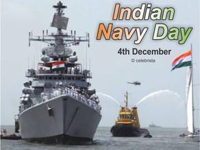 आज भारतीय नौसेना दिवस