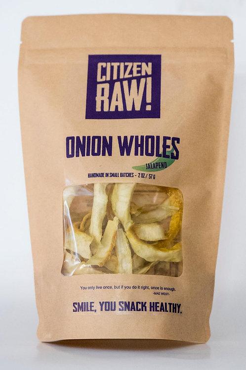 Onion Wholes Jalapeños