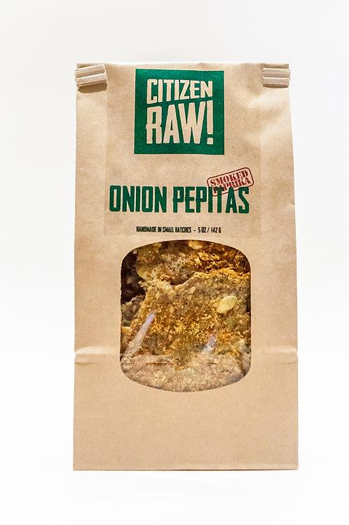 Onion Pepitas Smoked Paprika