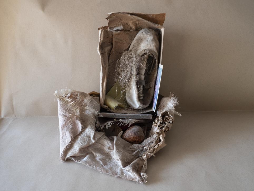 Altar Box 1, 1997 photo: Hannah Kirby