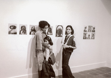 Sylvia, Fernanda and Andrea 1978