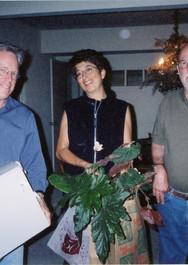 Peter, Rosanna and Jerry
