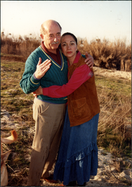Jerry and Sylvia