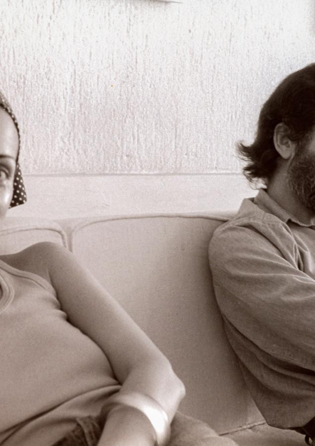 Sylvia and Allan in Mexico