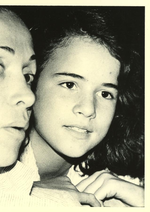 Sylvia and Andrea 1979