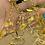 Thumbnail: Letter Keychain Gold